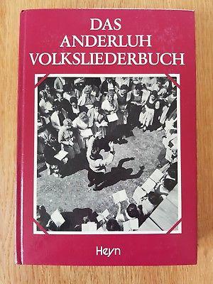 Das-Anderluh-Volksliederbuch-1983-Gebundene-Ausgabe