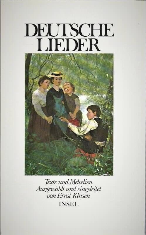 Deutsche Lieder Ernst Klusen
